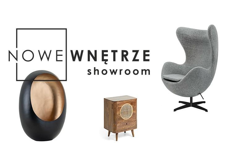 NOWE WNĘTRZE Showroom - sklep wnętrzarski